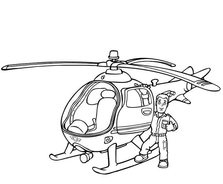 coloriage fr: Coloriage A Imprimer Gratuit Helicoptere