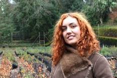A bióloga Milene Matos quer promover nas crianças a consciência ambiental e social