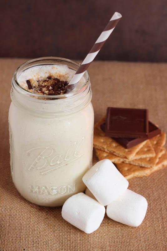 S'mores Milkshake