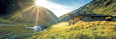 Minaret Station Alpine Lodge   Luxury Lodges of New Zealand