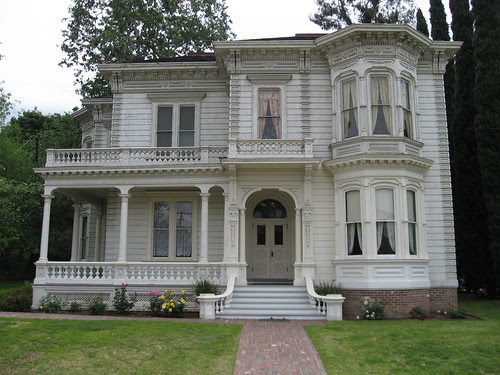 Mt Pleasant House