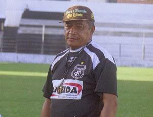 Dario, técnico do Sport Campina (Foto: Leonardo Silva / Jornal da Paraíba)