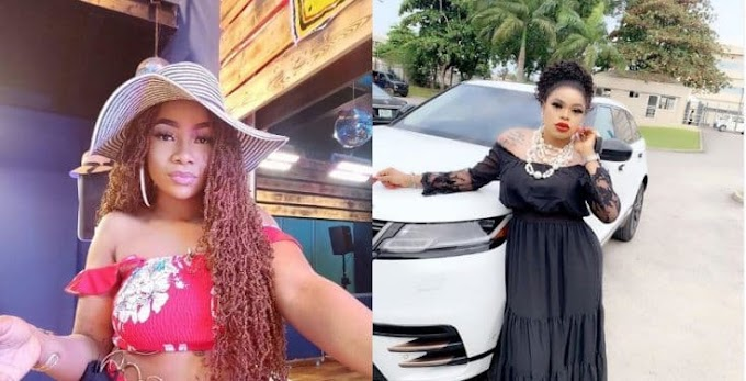 #BBNaija 2019: Bobrisky promises to give #Tacha ₦1 million