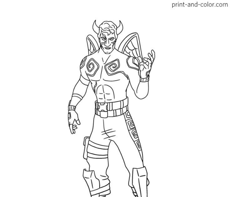 20 Inspiracion Dibujos Para Colorear De Fortnite Capitulo 2