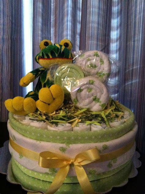 230 best images about Baby Shower Gifts and Diaper Cakes