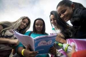 Mulheres usam redação do Enem para denunciar violência