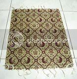 Placemat Mendong Batik AH