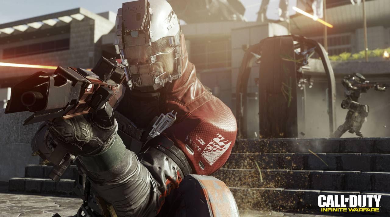 Call of Duty: Infinite Warfare - שחקנים מקצוענים מסייעים בפיתוח המשחק