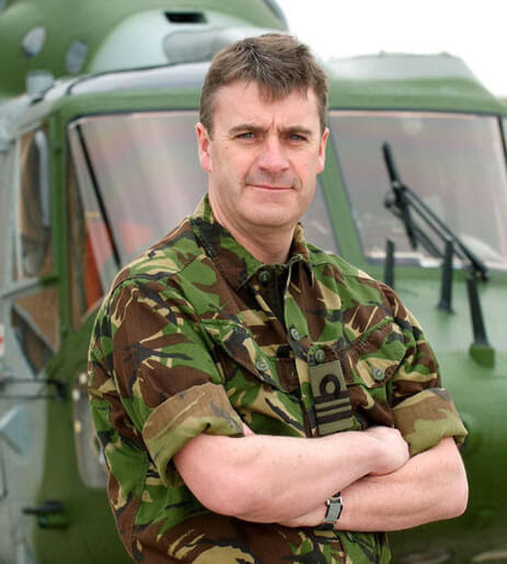 LT Cdr Darren Chapman killed in Irag 2006