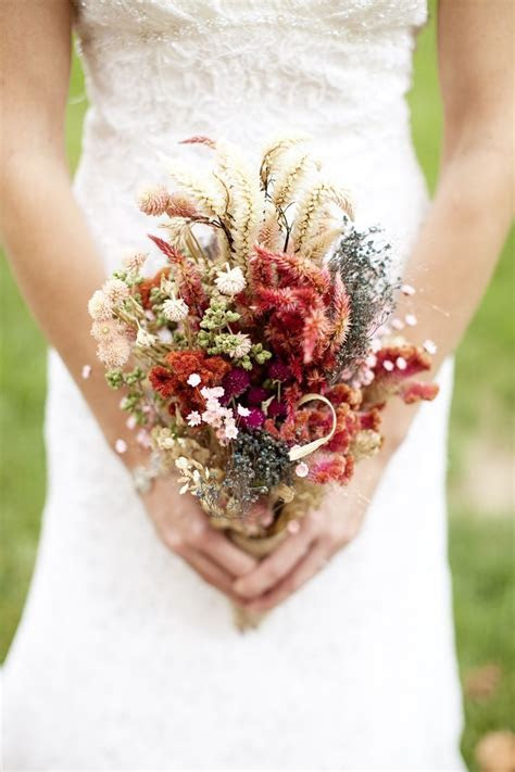 Best 25  Dried flower bouquet ideas on Pinterest