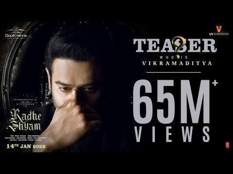 Radheshyam Vikramaditya Character Teaser