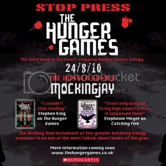 The Hunger Games Book 3 News