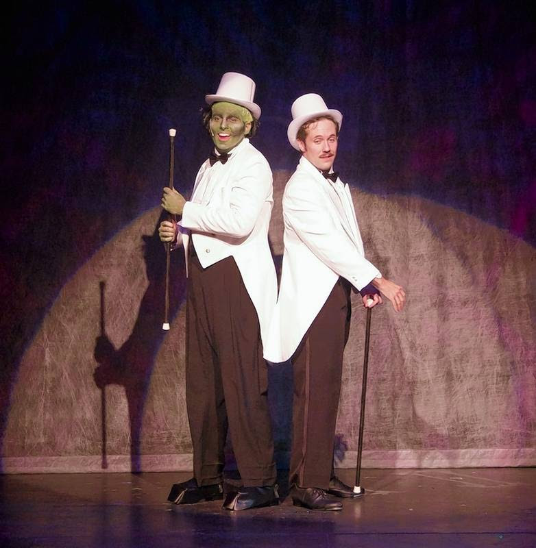 Appealing leads, able chorus animate Metropolis' 'Young Frankenstein'