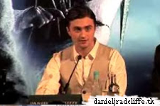 Harry Potter and the Half-Blood Prince press conference in London