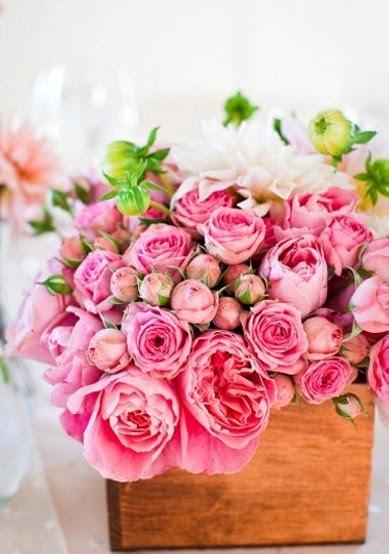 Finding The Perfect Flower Arrangement