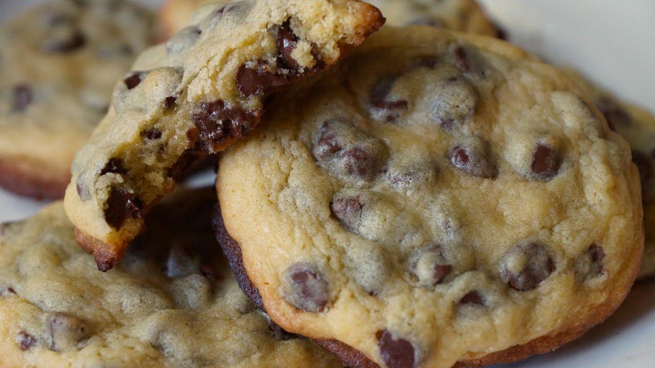 Chocolate Chip Cookie Recipe (Easy How To)- BenjiManTV ...