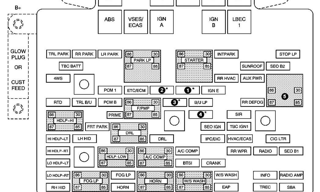 2006 Chevy Silverado Engine Diagram