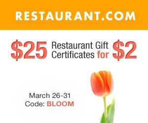 restaurant com bloom