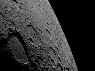 Messenger, primeras fotografías de Mercurio