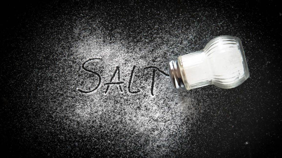 Is the salt really bad for you?