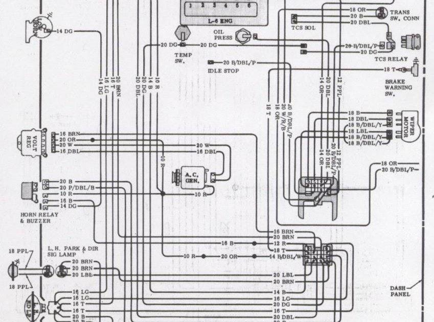 Engine Wiring Diagram 95 Camaro