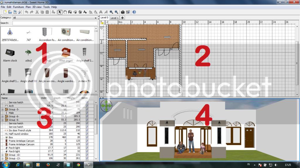 gambar aplikasi desain rumah 3d android terbaik contoh sur. Black Bedroom Furniture Sets. Home Design Ideas