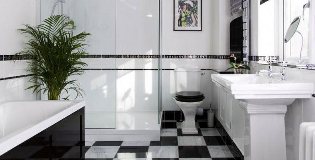 Art Deco Bathrooms In 23 Gorgeous Design Ideas - Interior ...