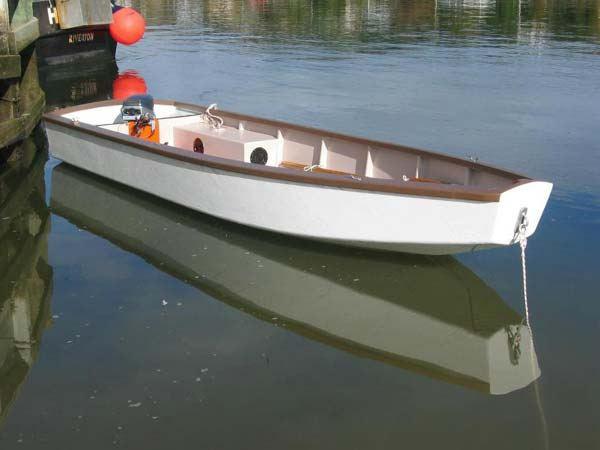 Plywood boat building uk   Ken Sea
