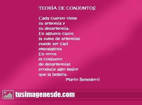 Mario Benedetti Frases De Amor En Ingles Klewer G