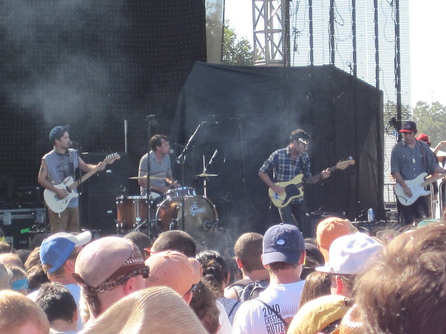 The Black Lips at ACL