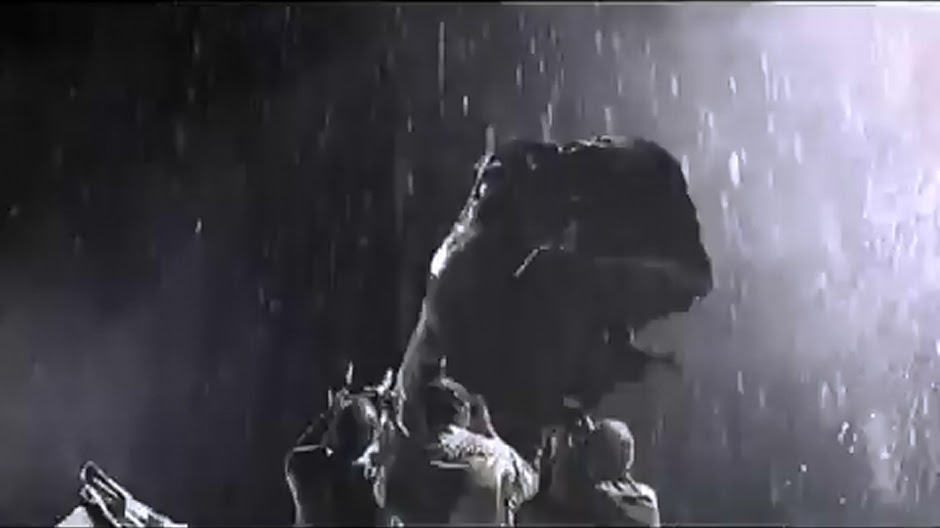 Do the monsters create rain, or does the rain create monsters?