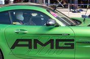 Ikut Mobil Hamilton, Usain Bolt Ketakutan