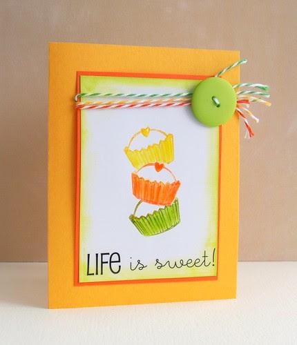 LIFE is sweet!