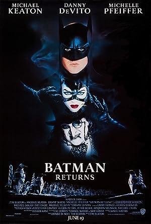 Batman Returns (1992) in hindi Download 480p Dual Audio (Hindi-English) 480p [400MB] || 720p [900MB]