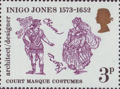 400th Anniversary of the Birth of Inigo Jones (1973