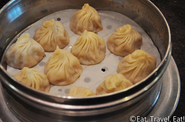 Fortune Dumpling- Monterey Park, CA: Juicy Pork Dumplings