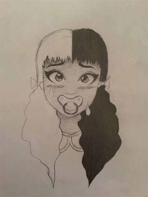 melanie martinez doodle  brieannababedeviantartcom