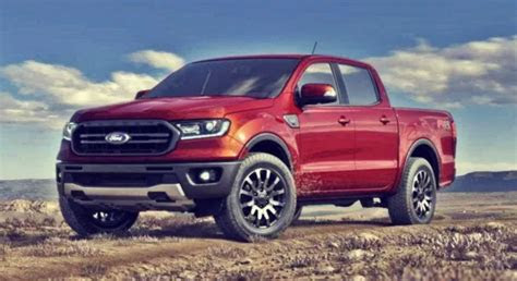 ford ranger redesign  ford car