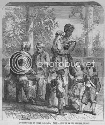 slavery in North Carolina