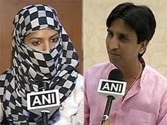 She Calls Me 'Bhaiya', Says AAP's Kumar Vishwas, Blames BJP for Defamation