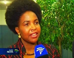 Minister for International Relations and Cooperation Maite Nkoane-Mashabane of the Republic of South Africa. Her ministry has responded to the cancellation of aid by Britain to South Africa. by Pan-African News Wire File Photos