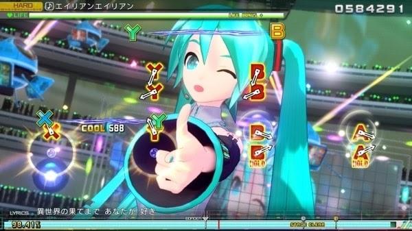 Vendas Famitsu: 10/10/20 - 16/2/20 Hatsune Miku: Projeto Diva MegaMix abre em primeiro lugar