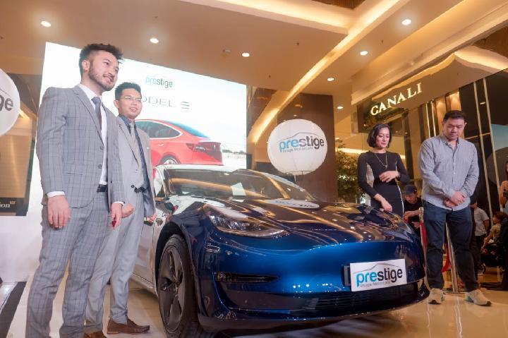 Deddy Corbuzier Jadi Konsumen Pertama Tesla Model 3 Di Indonesia Otomotif Tempo Co