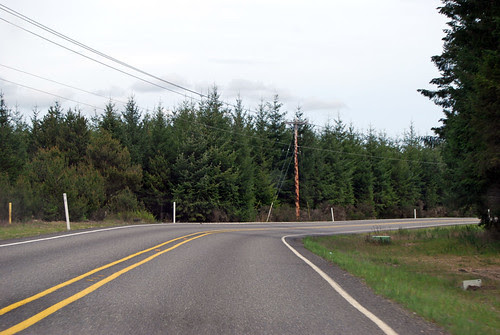 SR 102 east of Eels Hill Road