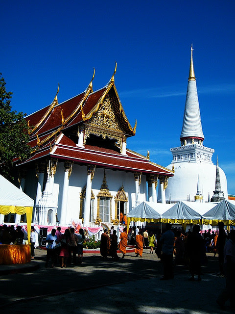Тайские храмы. Фото