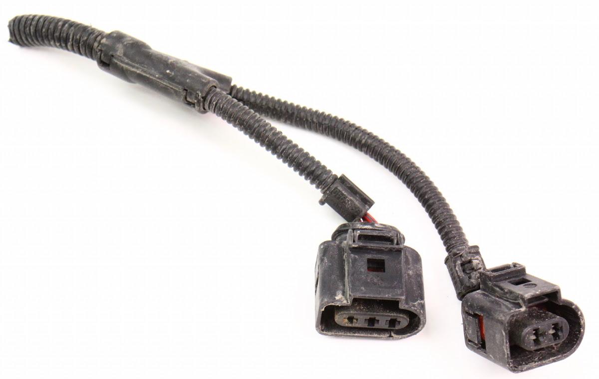 Taillight Plug Pigtail 98-05 VW Beetle ~ Tail Light Lamp ...