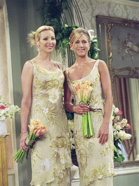 Friends? Costume Designer Talks Weddings: 5 Secrets We Learned