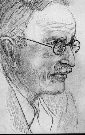 Carl Jung integrated psychology with spirituality.