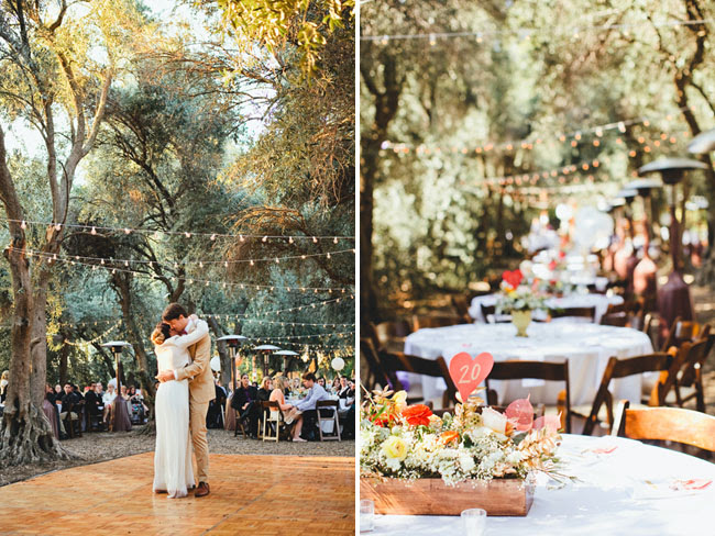 Modern Outdoor Weddi