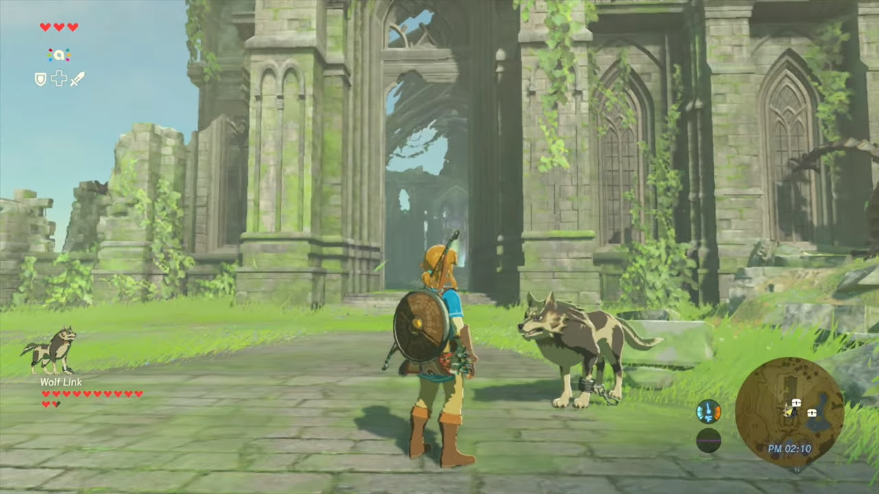 You can now unlock free items in Zelda: Breath of the Wild by using Switch news channels screenshot